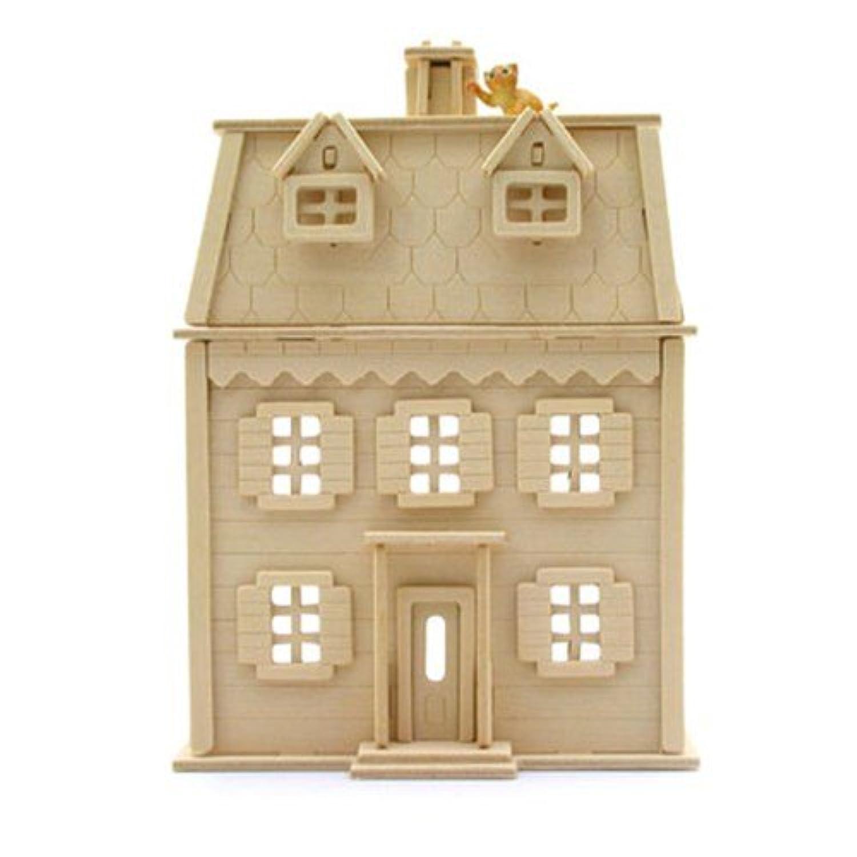 Wood Craft doll house 885