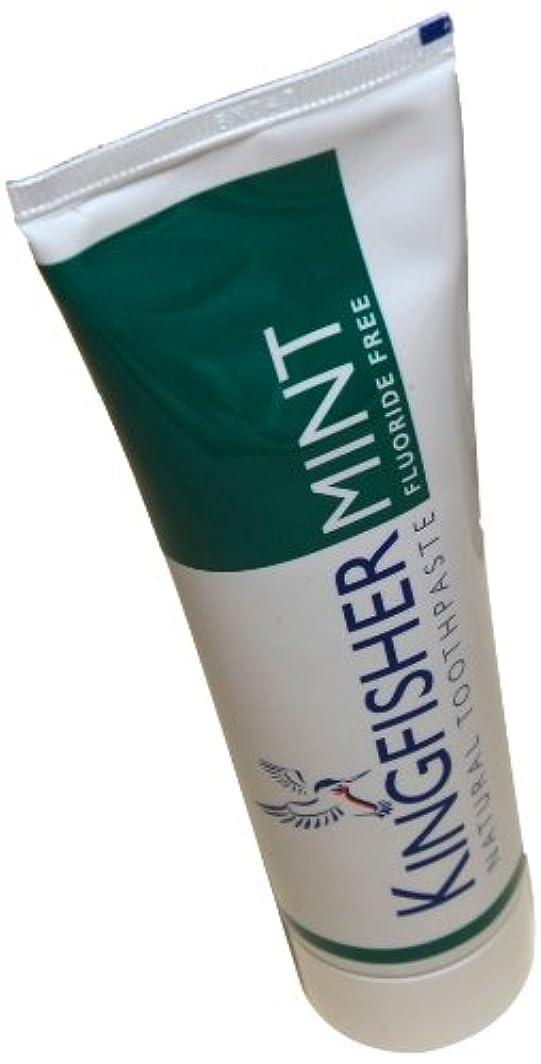 くるくる戦争悲劇Kingfisher Mint Fluoride Free Toothpaste 100 ML / ???????????????????????100 ML