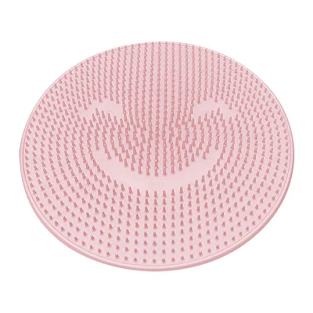 研磨グラフィックバッジIntercorey Lazy Silicone Foot Foot Artifact Back Massage Mat Sole Bathroom Suction Cup Professional Non-Slip