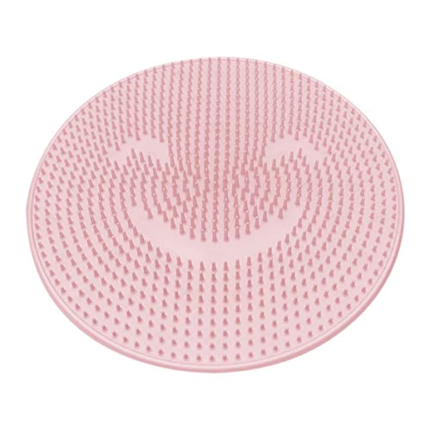 ギャングスター複合パスポートIntercorey Lazy Silicone Foot Foot Artifact Back Massage Mat Sole Bathroom Suction Cup Professional Non-Slip