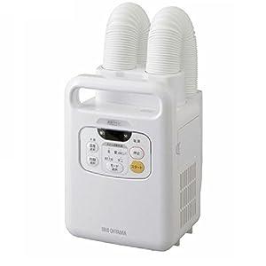アイリスオーヤマ 布団乾燥機 カラリエ ハイパワー ツインノズル FK-W1