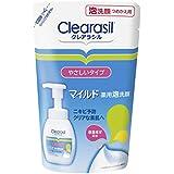 【医薬部外品】クレアラシル 詰替 ニキビ対策 薬用 泡洗顔フォーム 肌にやさしいマイルドタイプ 180ml