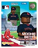Mookie Betts OYO MLB Boston Red Sox G4 Series 2 Mini Figure Limited Edition by OYO [並行輸入品]