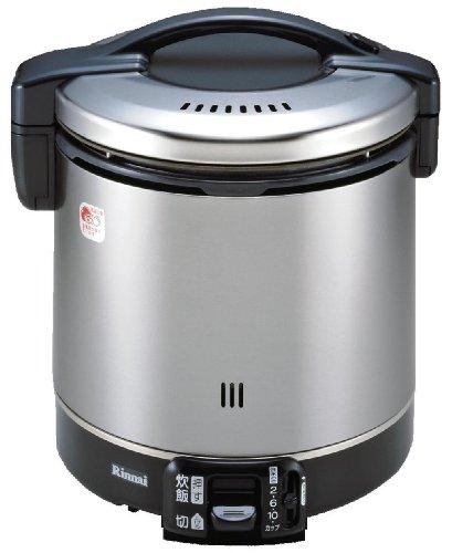 リンナイ こがまる ガス炊飯器 11合炊き・ブラック・プロパンガスLPG用 RR-100GS-C LP