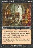 Magic: the Gathering - Cruel Revival - Onslaught