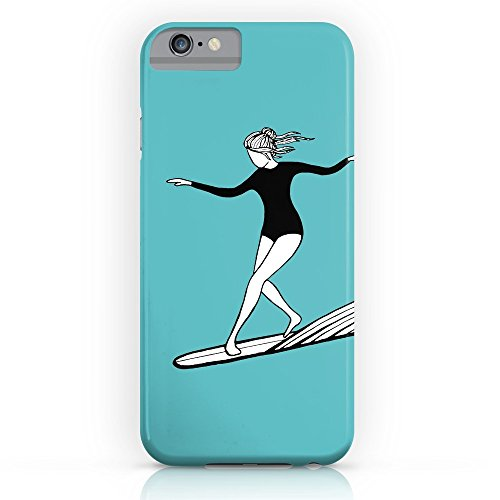Society6 The Surfer Girl Slim Case iPhone 6s