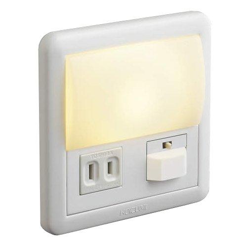 LEDフットライトON・OFFタイプ(人感センサ付)電球色 AB39990L