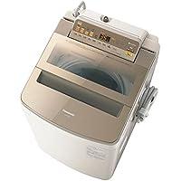 パナソニック 洗濯10kg全自動洗濯機 ブラウン NA-FA100H5-T