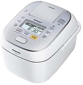 パナソニック 炊飯器 5.5合 圧力IH式 Wおどり炊き スノークリスタルホワイト SR-SPX107-W