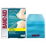 BAND-AID(バンドエイド) キズパワーパッド ひじ・ひざ用 3枚+ケース付き 管理医療機器