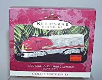 Santa Fe Locomotive #2 in Lionel Series 1997 Hallmark Ornament【クリスマス】【ツリー】 [並行輸入品]