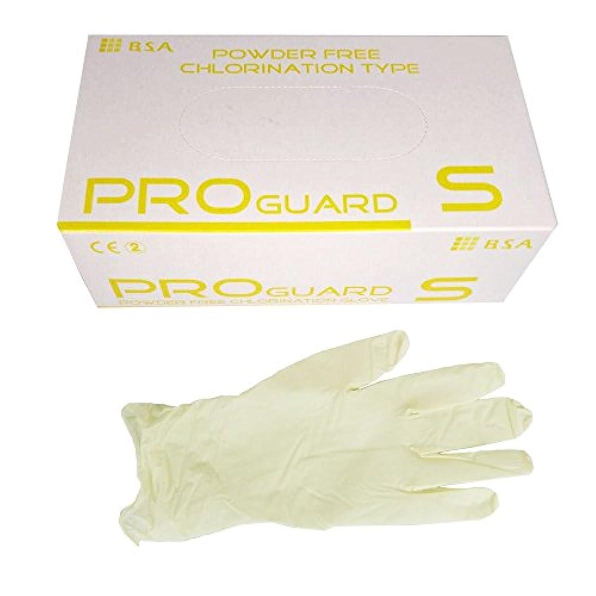 特権的スポンジ割り当てB.S.Aプロガードパウダリーフリー滑り止め加工付 塩素処理タイプS