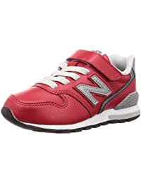 [ニューバランス] キッズシューズ YV996 17~24cm 運動靴 通学履き 男の子 女の子 24_レッド 17.5 cm
