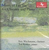 Music of Les Six for Clarinet & Piano