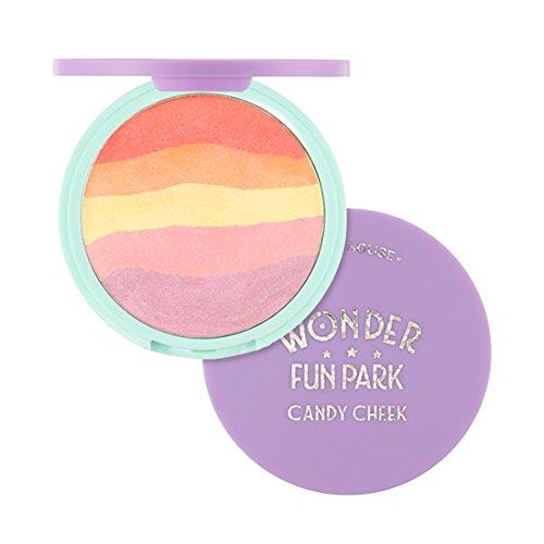 ETUDE HOUSE Wonder Fun Park Candy Cheek 7.5 g エチュードハウス ワンダーファンパークキャンディチーク7.5 g [2017 new] [企画商品] [並行輸入品]