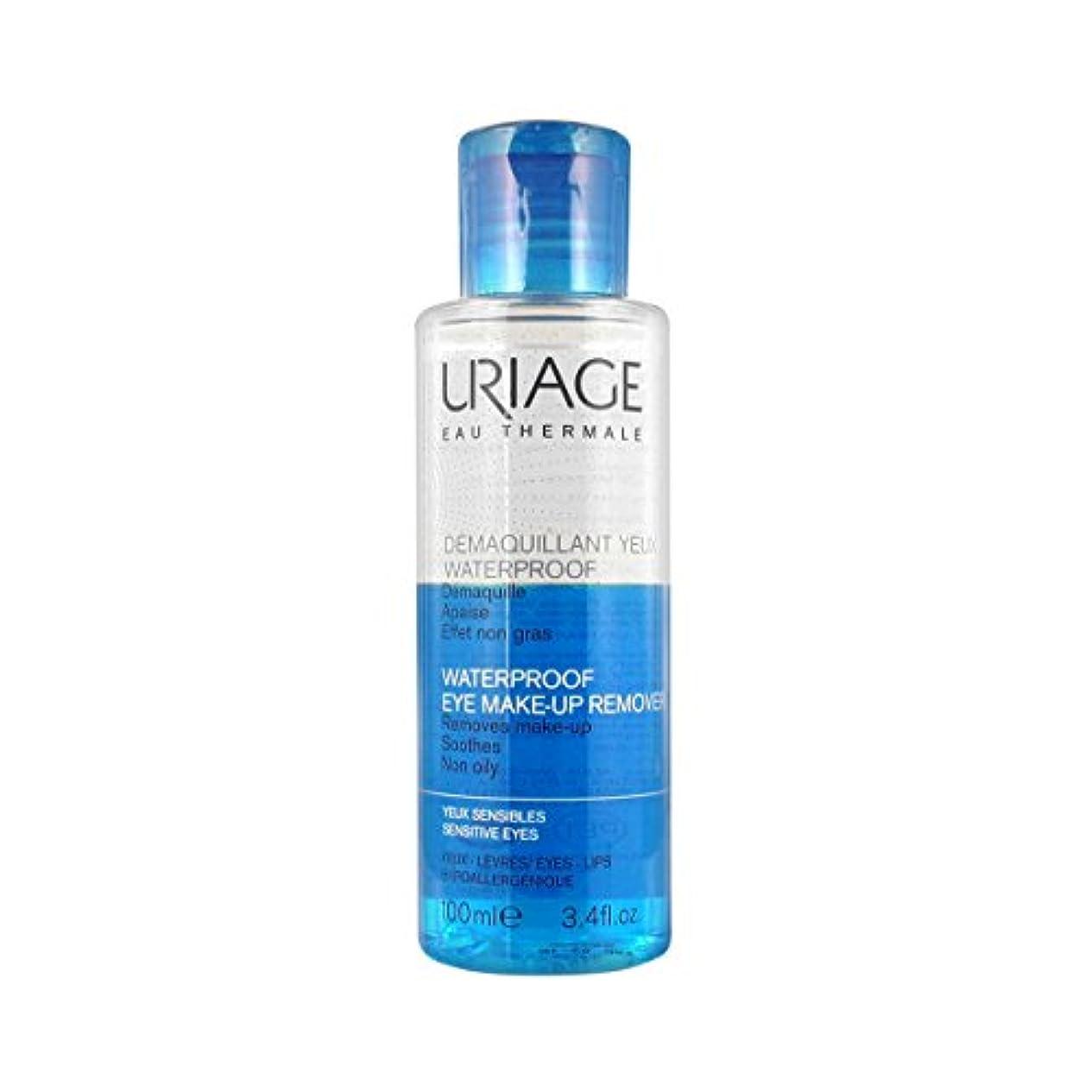 Uriage Waterproof Eye Make-up Remover 100ml [並行輸入品]