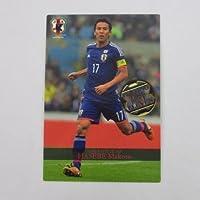 2014カルビーサッカー日本代表■プレイングタイムベストイレブンカード■BE-09/長谷部誠