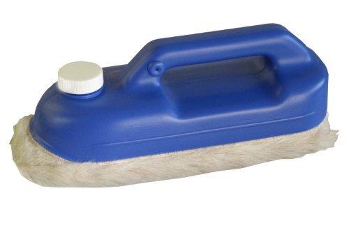 タンク付き洗車ブラシ ラクピカ (カラー:アクアブルー)