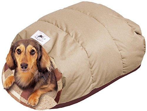DoggyMan ドギーマン 犬 猫 用 ペット用 ダウンベッド 電気のいらない ふかふか M 小型犬 用ベッド カドラー マット 秋冬 ペット 犬猫用 防寒