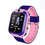Valcatch Children Intelligent Positioning Watch Waterproof Camera Phone Watch Smart Watch, Kids Touch Screen Smart watch Q12 Smart Watch