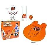 'Barwench Games' Toilet Basketball Game Hilarious Hoop Practice in the Bathroom! [並行輸入品]
