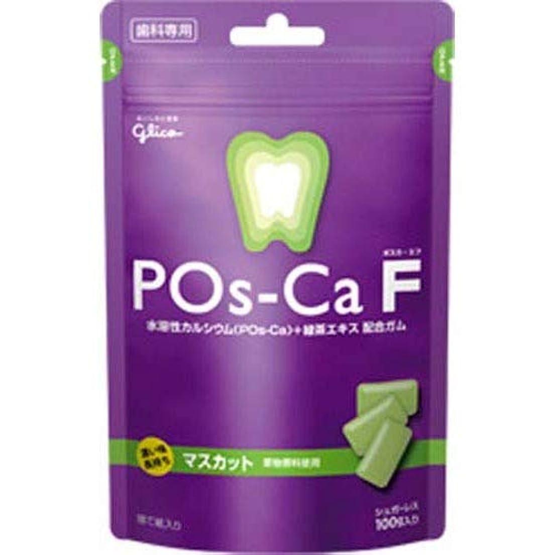 カフェ炭素エンドウポスカ?エフ(POs-Ca F)パウチタイプ 100g マスカット