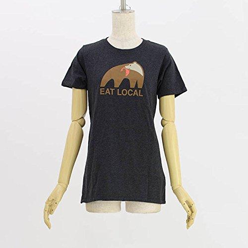 パタゴニア ウィメンズ・イートローカル・アップストリーム・Tシャツ
