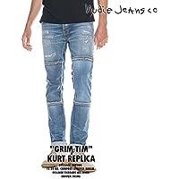 (ランクツドウ) RANKUTSUDOU NudieJeans ヌーディージーンズ GRIM TIM グリムティム KURT REPLICA 112124