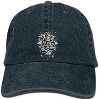 DGYTH Hip hop Baseball caps Warhammer 40k Forgeworld Event Only hat Eye of The Traitor Black