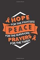 Hope Peace Prayers: Adhd Journal Notebook (6x9), Adhd Books, Adhd Gifts, Adhd Awareness