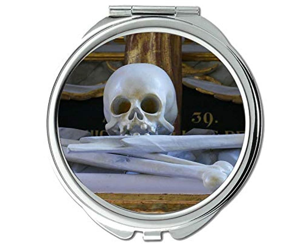花でも適応的鏡、小さな鏡、教会の祭壇の死者、ポケットミラー、1×70倍