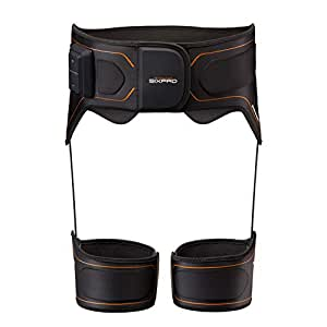 シックスパッド ボトムベルト S (SIXPAD Bottom Belt S) MTG【メーカー純正品 [1年保証]】ヒップアップ専用