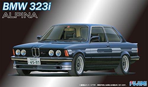 フジミ模型 1/24 リアルスポーツカーシリーズNo.9 BMW 323i アルピナ C1-2.3