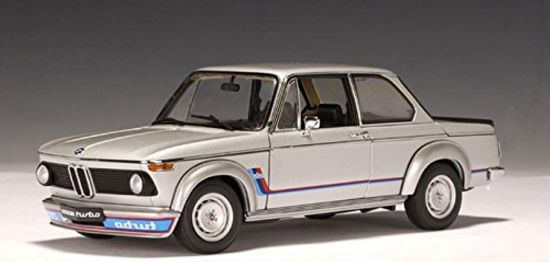 AUTOart 1/18 BMW 2002 TURBO 73' ( SILVER ) 完成品