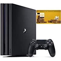 PlayStation 4 Pro ジェット・ブラック 1TB (CUH-7200BB01) 【特典…