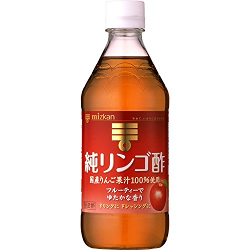ミツカン 純りんご酢 500ml