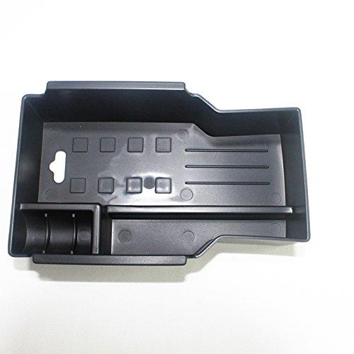 センター アームレスト 収納ボックス プラスチック ストレージ「スズキ SX4 S-CROSS 2014-2018」に適...