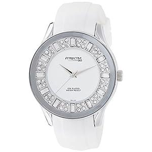[シチズン キューアンドキュー]CITIZEN Q&Q 腕時計 ATTRACTIVE 逆輸入 海外モデル ホワイト DB31J301Y