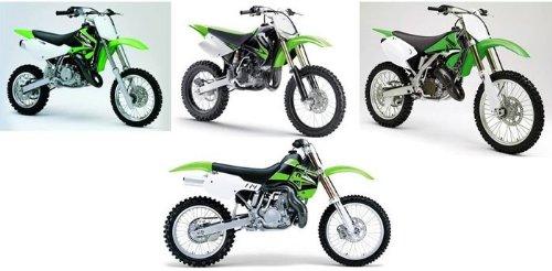 120pc Specbolt Kawasaki KX 2ストロークボルトキットforリストアメンテナンス& MXのDirtbike OEMスペックファスナーkx60kx65kx80kx85kx100kx125kx250kx50060658085100125250500