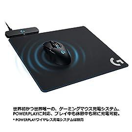 【PUBG JAPAN SERIES 2018推奨ギア】ワイヤレス ゲーミングマウス ロジクール G903 ワイヤレス充電対応 LIGHTSPEED 軽量構造 左右対称