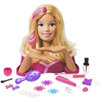 バービー Barbie デラックススタイリングヘッド【おもちゃ グッズ お化粧 遊び ネイル メイク】