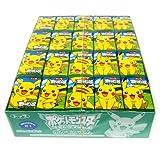 トップ製菓 ポケットモンスター ベストウィッシュ ポケモンガム (1箱は55個+当たり分5個)
