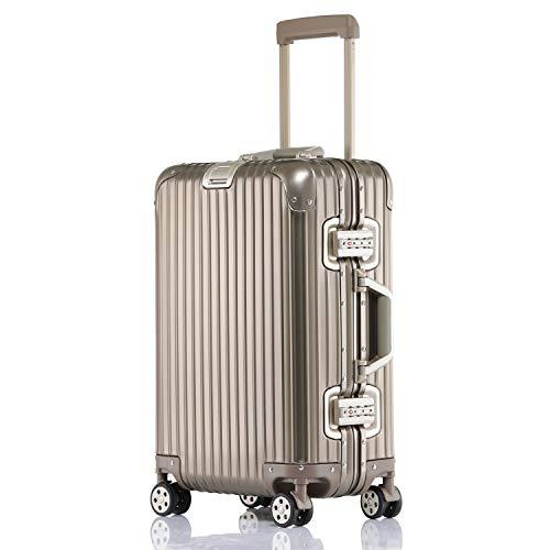ボンイージ(bonyage) スーツケース アルミ・マグネシ...