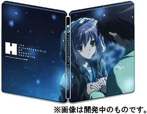 【Amazon.co.jp限定】涼宮ハルヒの消失 限定版 (スチールブック付き/完全生産限定版) [Blu-ray]