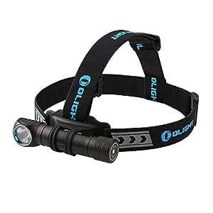 OLIGHT(オーライト) H2R NOVA ヘッドライト 多目的充電式 2300ルーメン 5年保証 ヘッドランプ IPX8防水 ハンディライト XHP50灯玉搭載 18650電池3000mAh