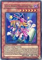 Yu-Gi-Oh! - Toon Dark Magician Girl (JUMP-EN010) - Shonen Jump Promo - Promo Edition - Ultra Rare