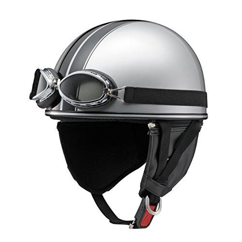ヤマハ(YAMAHA) バイクヘルメット 半帽 Y-555 ...