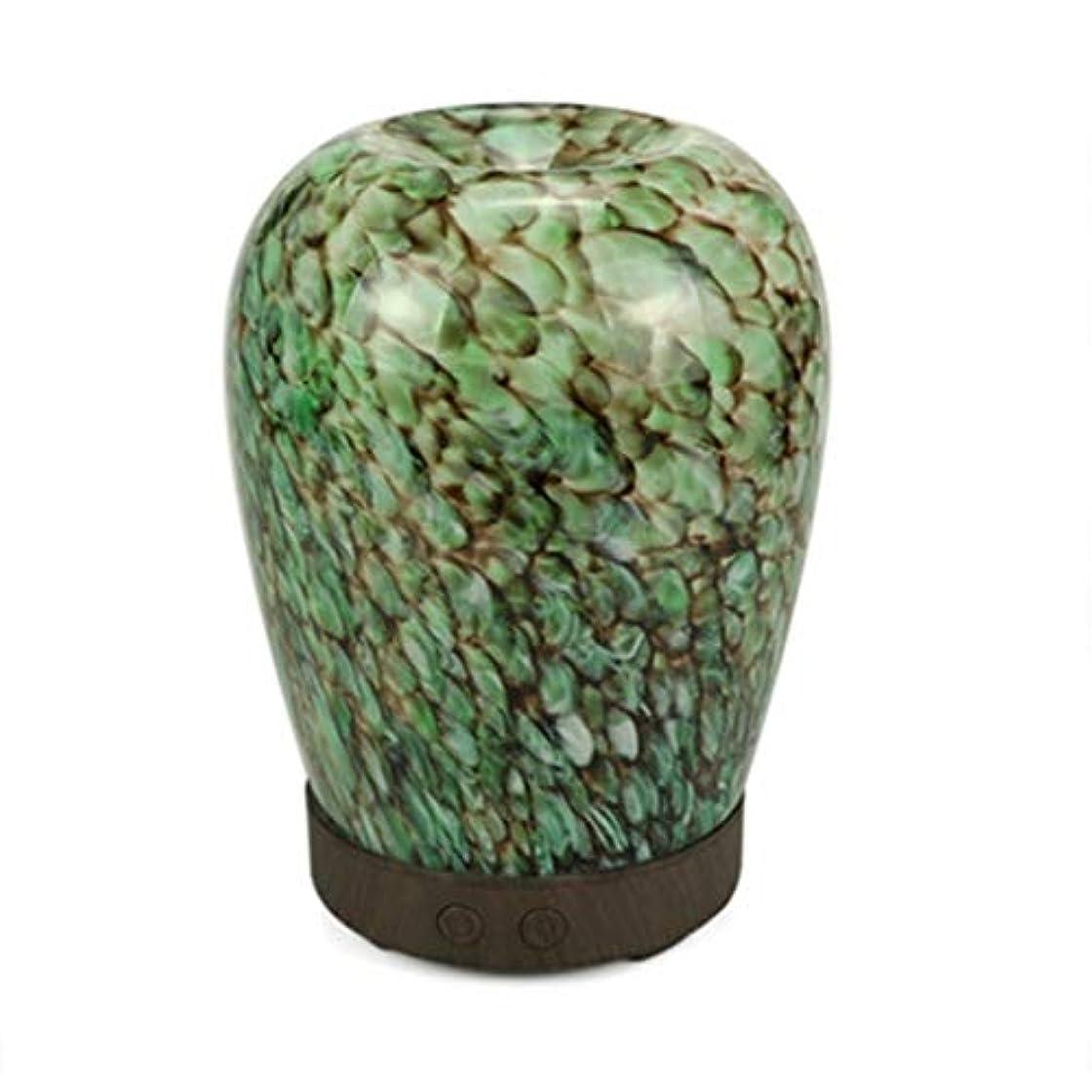 欲しいです詐欺師カフェテリア超音波微粒化の加湿器機械無声ガラス技術のギフトの装飾 (Color : 1)