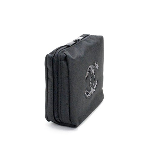 CHANEL シャネル スパンコール BOX型ポーチ [並行輸入品]
