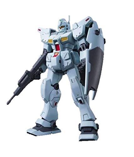 HGUC 機動戦士ガンダム0083 RGM-79N ジムカスタム 1/144スケール 色分け済みプラモデル